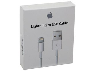 Кабель Apple Lighting to USB